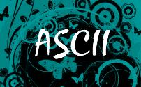 Simbolos ascii para incorporar en facebook