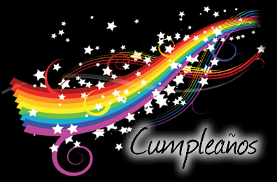 Simbolos de compleaños para facebook